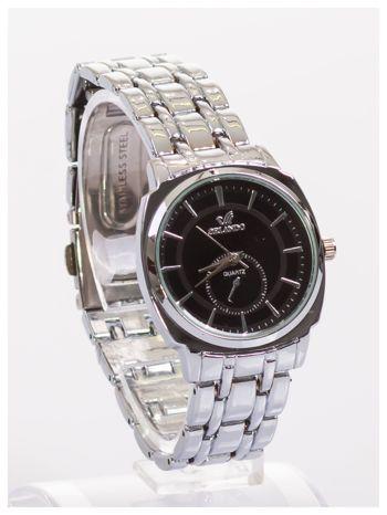 Srebrny damski zegarek. Bardzo kobiecy. Mała tarcza. Delikatny.                                  zdj.                                  3