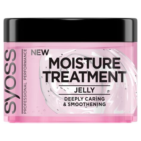 """Syoss Moisture Treatment Kuracja nawilżająco-wygładzająca do włosów 200ml"""""""