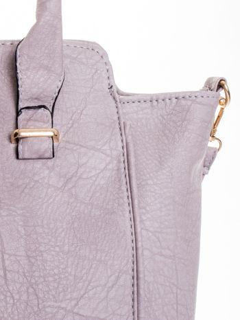 Szara torba shopper bag                                  zdj.                                  7