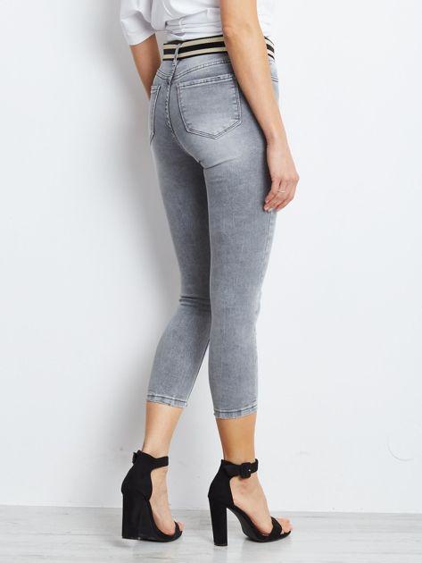 Szare jeansy Approve                              zdj.                              2