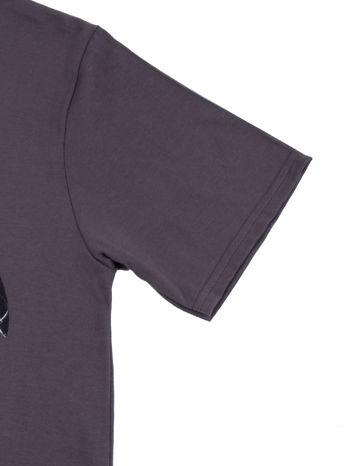 Szary t-shirt męski BATMAN V SUPERMAN                                  zdj.                                  12