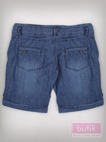 Szorty jeansowe                                  zdj.                                  4