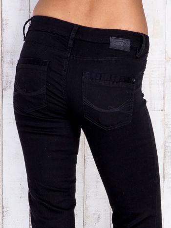 TOM TAILOR Czarne proste spodnie                                  zdj.                                  5