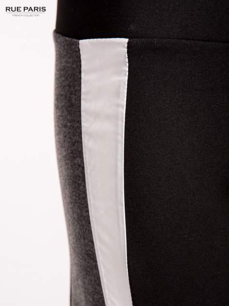 Trójkolorowe legginsy modelujące ultra slim                                  zdj.                                  3