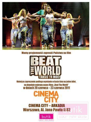 Warszawa: Beat The World Taniec to moc!                                  zdj.                                  1