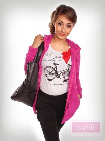 Zestaw: bluza + bluzka  + legginsy                                  zdj.                                  3