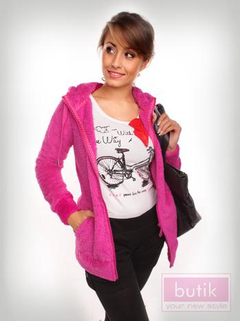 Zestaw: bluza + bluzka  + legginsy                                  zdj.                                  4