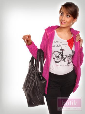 Zestaw: bluza + bluzka  + legginsy                                  zdj.                                  5