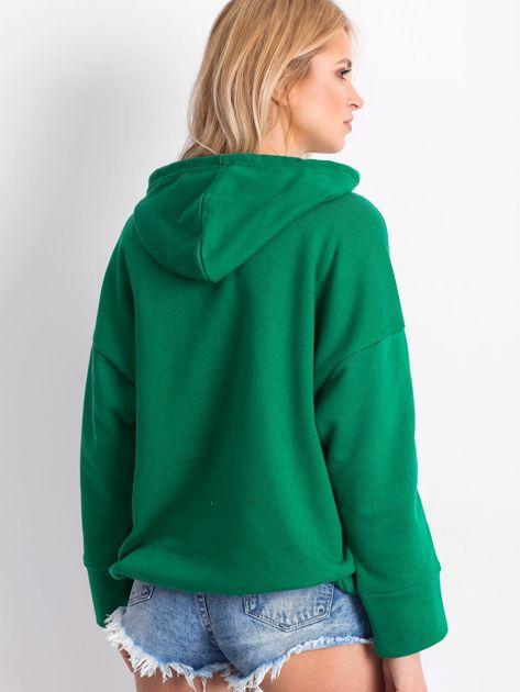 Zielona bluza Replicating                              zdj.                              2