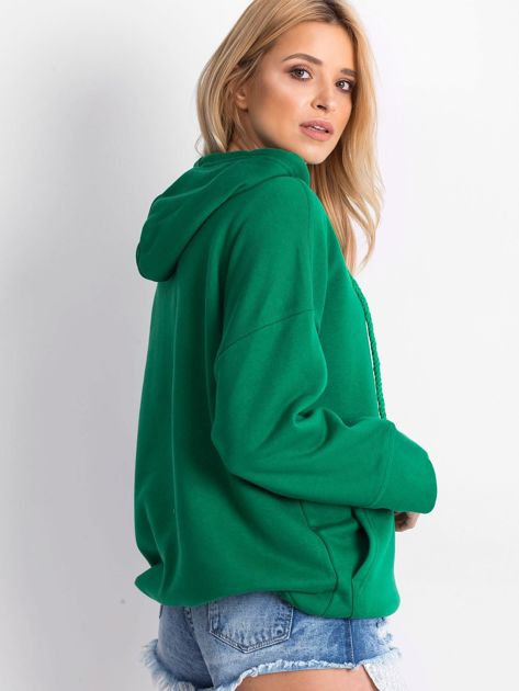 Zielona bluza Replicating                              zdj.                              3