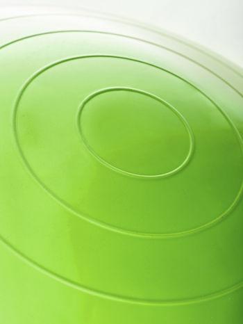 Zielona duża piłka fitness                                  zdj.                                  5