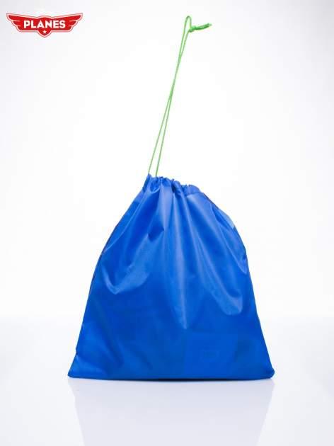 Zielony plecak worek DISNEY Samoloty