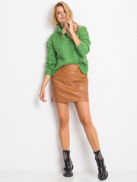 Zielony sweter Heavenly                              zdj.                              4