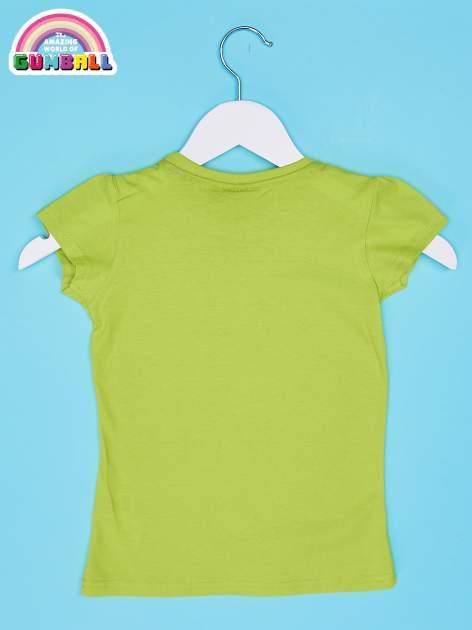 Zielony t-shirt chłopięcy GUMBALL                                  zdj.                                  2