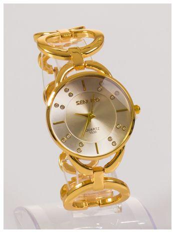 Złoty damski zegarek                                  zdj.                                  2