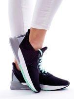 ADIDAS Czarne buty damskie do biegania Falcon Elite 5 W                                  zdj.                                  2