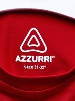 AZZURI Czerwona sportowa bluzka chłopięca                                  zdj.                                  5
