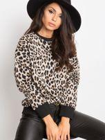 Beżowa bluza Panthera                                  zdj.                                  6
