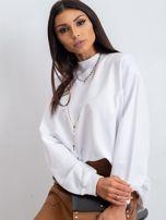 Biała bluza Twist                                  zdj.                                  3