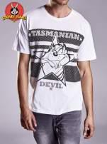 Biały t-shirt męski LOONEY TUNES                                  zdj.                                  6