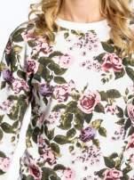 Bluza w kwiatowe wzory                                  zdj.                                  5