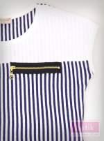 Bluzka w paski                                  zdj.                                  4