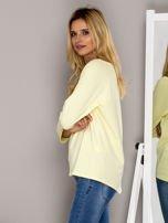 Bluzka z trampkami żółta                                  zdj.                                  5