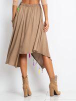 Brązowa spódnica AMAZON                                  zdj.                                  2