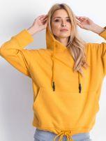 Ciemnożółta bluza Replicating                                  zdj.                                  1