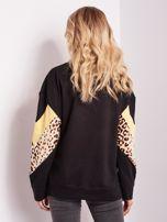 Czarna bluza damska oversize                                  zdj.                                  2