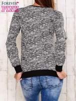 Czarna bluza z motywem sowy                                                                          zdj.                                                                         4