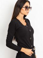 Czarna bluzka Eliane                                  zdj.                                  3