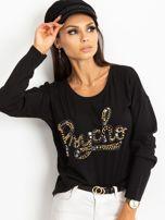 Czarna bluzka Megan                                  zdj.                                  1