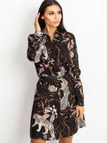 Czarna sukienka Beverly                                  zdj.                                  5