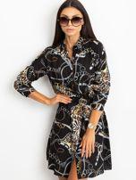 Czarna sukienka Gracia                                  zdj.                                  5