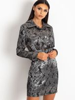 Czarna sukienka Moderne                                  zdj.                                  1