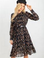 Czarna sukienka Tease                                  zdj.                                  3