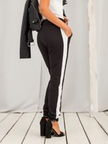 Czarne spodnie Carter                                  zdj.                                  2