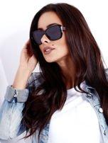 Czarno-Czerwone Damskie Okulary POLARYZACYJNE                                   zdj.                                  6