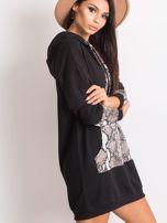 Czarno-beżowa sukienka Sierra                                  zdj.                                  3