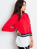 Czerwona bluza Reflective                                  zdj.                                  5