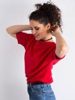 Czerwona bluzka Lemontree                                  zdj.                                  5