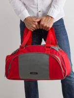 Czerwona męska torba                                  zdj.                                  1