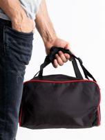 Czerwona męska torba na ramię                                  zdj.                                  2