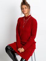 Czerwona sukienka Evermore                                  zdj.                                  1