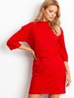 Czerwona sukienka Winner                                  zdj.                                  1