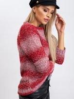 Czerwony sweter Loop                                  zdj.                                  3