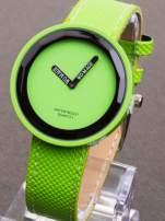 Damski zielony zegarek                                  zdj.                                  2