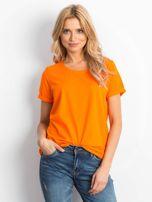 Fluo pomarańczowy t-shirt Transformative                                  zdj.                                  1