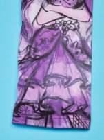 Fuksjowe legginsy dla dziewczynki EVER AFTER HIGH                                  zdj.                                  4